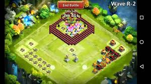 Pumpkin Duke Castle Clash 99 by Castle Clash Farming Here Be Monsters R With F2p Account Youtube