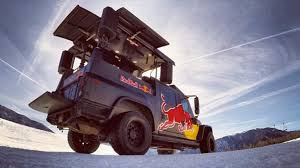 Red Bull Has A New Fleet Of Totally Extreme Party Trucks Bro