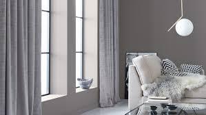 trendfarbe rock schöner wohnen farbe moderne wohnzimmer grau