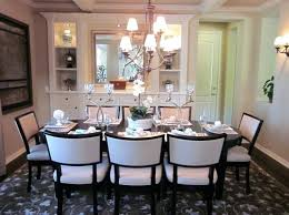 Large Dining Table Seats 8 Room For Catchy