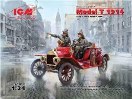 100 Fire Truck Games Online Berliner Zinnfiguren Model T 1914 With Crew Purchase