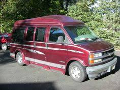 1996 Chevrolet Expr High Top Conversion Van