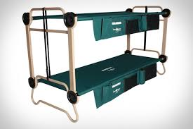 disc o bed cam o bunk uncrate