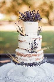 Rustic Lush Lavender Wedding