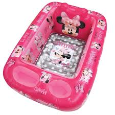 Disney Bathroom Accessories Kohls by Minnie Mouse Inflatable Bath Tub