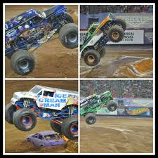 100 Monster Trucks Atlanta Jam Is A Family Mustsee Back In On Jan 14