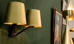 base wall light tom dixon collection with decor cell smooth