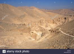 100 In The Valley Of The Kings EGYPT VALLEY OF THE KINGS The Rock Walls Are Carved The Tombs