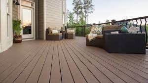 Trex Deck Boards Home Depot by Deck Amusing Trex Wood Decking Decking Materials Azek Composite