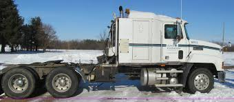 100 Trucks For Sale In Hampton Roads 1992 Mack CH613 Semi Truck Item L1840 SOLD December 30
