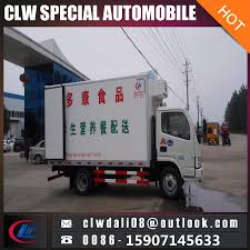 China -15~0 Meat Transportation Refrigerator Van Truck, Medium ...