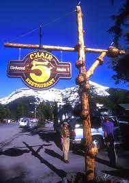 Chair 5 Restaurant Girdwood Alaska by Chair Five Girdwood Alaska
