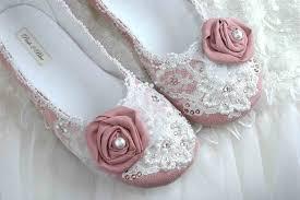 Benefits Of Flat Wedding Shoes