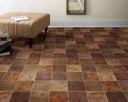 Image Of Laying Vinyl Floor Tiles