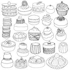 Food Coloring Inspirational Book