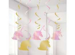 40th Birthday Decorations Nz by Unicorn Party Supplies Sweet Pea Parties