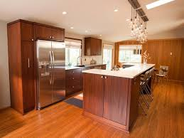 Small Galley Kitchen With Island