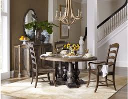Hill Country 60 Inch Round Table KT62521