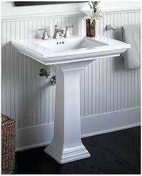 Pedestal Sink Storage Cabinet Home Depot by Bathroom With Pedestal Sinksmemoir Sink Small Corner Pedestal Sink