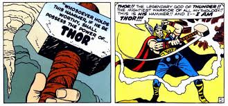 A New Woman Shall Soon Be Worthy Of Mjolnir M Yo Ll Neer But Lot Characters Have Wielded Thors Hammer That Is Not Euphemism