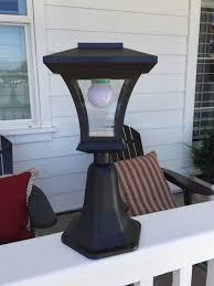 Cheap Solar Deck Post Lights