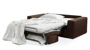 canap marron pas cher canapé lit 2 places en tissu couchage 120 cm pas cher direct usine