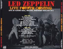 Led Zeppelin Live Fourth ing 2CDR – GiGinJapan