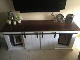 Ana White Shed Door by Best 25 Barn Door Tv Stand Ideas On Pinterest Diy Tv Stand