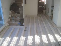 Preparing Subfloor For Marble Tile by Subfloor On Concrete Statlerprojects U0027s Blog