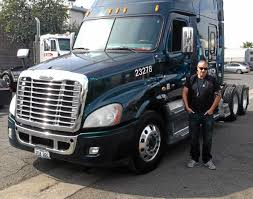 100 The Life Of A Truck Driver Rancho Cucamongabased Truck Driver Honored For Bravery In Saving