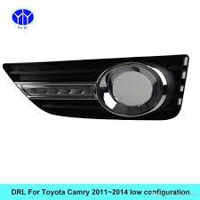 car drl kit for toyota camry 2011 2013 2014 daytime running light