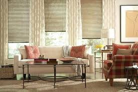 Family Room Curtain Ideas Natural Fiber Blackout Curtains Farmhouse Style Dining With Transitional
