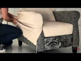 fabriquer une housse de canapé housse canapé relax