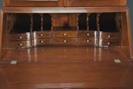 Drop Front Secretary Desk Antique by Antique Oak Secretary Desk With Hutch Surprising Concept Of The