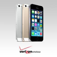 Apple iPhone 5S Verizon Model CDMA