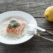 recette pavé de saumon frais au micro ondes facile rapide