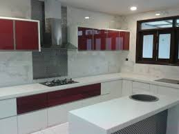 Acrylic Modular Kitchen At Rs 20000 Set