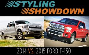 2014 Vs. 2015 Ford F-150 - Styling Showdown - Truck Trend Most American Truck Ford Tops Lists Again With The 2014 F150 2009 And 2015 2018 Force 2 Two Factory Style Pickups Recalled Due To Steering Issues F450 Super Duty 2008 Pictures Information Specs Pickup By Exclusive Motoring Reviews Research New Used Models Motor Trend Fseries Wins Autopacific Vehicle Sasfaction Video Top 5 Likes Dislikes On The Svt Raptor 35l Ecoboost Information Specifications Types Of Orleans Lamarque Vs Styling Shdown