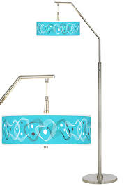 Threshold 3 Arm Arc Floor Lamp by Arc Lamps Vintage Chrome Arc Lamp With Steel Base Uttermost