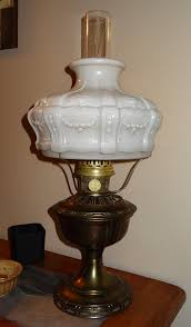 Aladdin Kerosene Lamps Antique by Aladdin Lamps Stained Glass By David