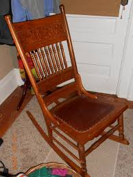 Antique Armless Rocker With Leather Seat Modern Office Guest ... Arts Crafts Mission Oak Antique Rocker Leather Seat Early 1900s Press Back Rocking Chair With New Pin By Robert Sullivan On Ideas For The House Hans Cushion Wooden Armchair Porch Living Room Home Amazoncom Arms Indoor Large Victorian Rocking Chair In Pr2 Preston 9000 Recling Library How To Replace A An Carver Elbow Hall Ding Wood Cut Out Stock Photos Rustic Hickory Hoop Fabric Details About Armed Pressed Back