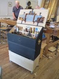 dutch tool chest with a lower storage unit woodworking magazine