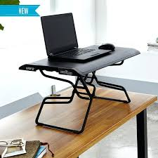 Small Stand Up Desk Portable Standing Desk Laptop Small Stand Up
