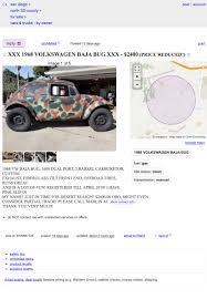 At $2,400, Would You Make A Run For The Border In This 1968 VW Baja Bug? Craigslist Car Scam List For 102014 Vehicle Scams Google Best Cars For Sale In Ccinnati Ohio Image Collection Miata Limousine Spotted Awesome Or Abomination Vehicles Luxury Laredo Tx Best Reviews 2019 20 8700 Could This 1970 Ford F250 Work Truck You Chevy San Diego Top Release 1920 Trucks By Owner Classifieds Craigslist Las Used 2012 Toyota Camry Le At Classic Chariots In Vista Craigslist Houston Tx Cars And Trucks By Dealer Wordcarsco 6000 1968 F100 Be All The Youd Ever Need Christian Alcaraz Jrs 2011 Nissan 370z On Whewell Texas Car Parts Idea Houston
