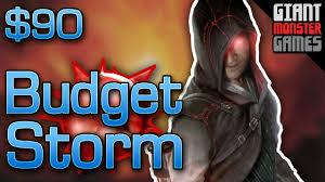 storm budget modern magic deck tech 90 youtube