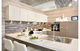 u form küche mit theke modell 2093 elegante küchen