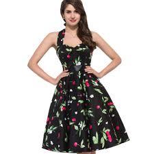 plus size 50s style dresses pluslook eu collection