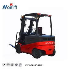 China Mini Truck 3t Electric Forklift Hydraulic Forklift Side ...