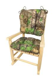 Child Rocking Chair Cushions - Realtree Xtra Green (R) Camo - Made ... Rustic Rocking Chairs Hickory Chair With Upholstered Seat Pin By Shop Turman Design Co On Viageprimiveantique Goods Hinkle Company Red Grandis Style Wayfair Home Town Solid Wood Lakkadhaara Handmade Iroko African Teak In Motion Update A Hgtv Absolutely Beautiful Homemade Rocking Chair Gonna Come Back Here Tayyaba Enterprises Decorative Hand Crafted With Wheel Ex Display Argos Fabric Natural In Bradford Collection Buildsimplehome Filedesigns For Homemade Cottage Fniture 1904 Ding Room Wikipedia