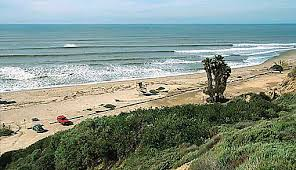 San Onofre Surfing Travel Guide United States Of America